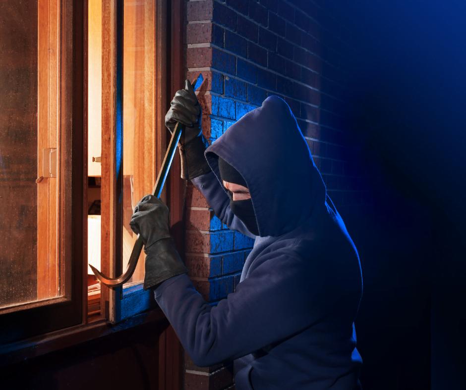 Duke Security Burglary