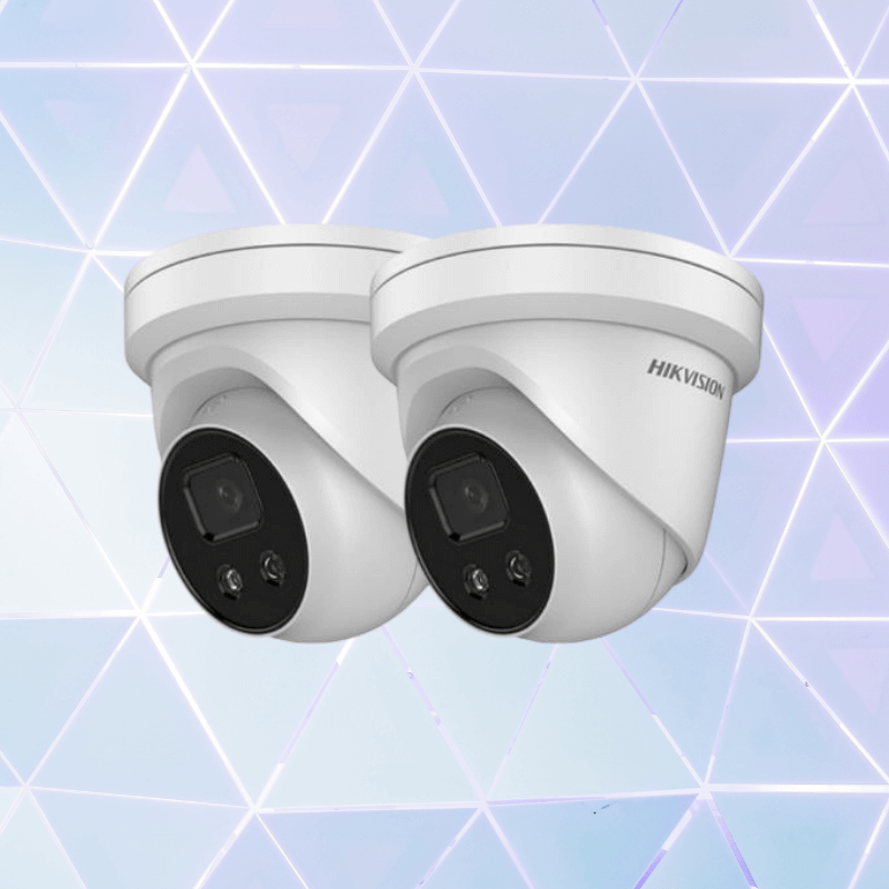 Two Camera System Duke Security