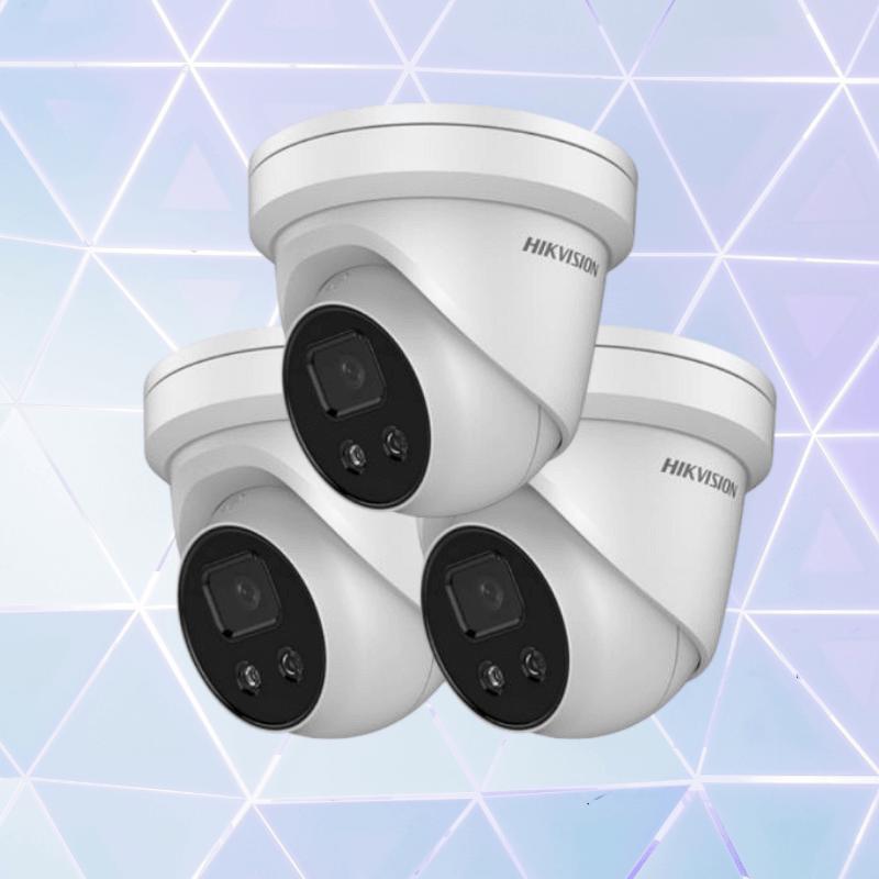 Three Camera System Duke Security