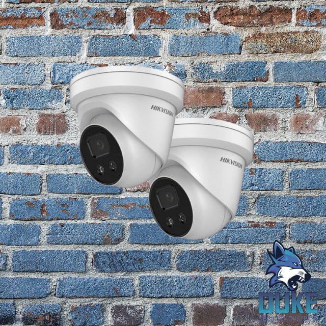2 Camera System Duke Security