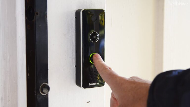 Video Doorbell Duke Security