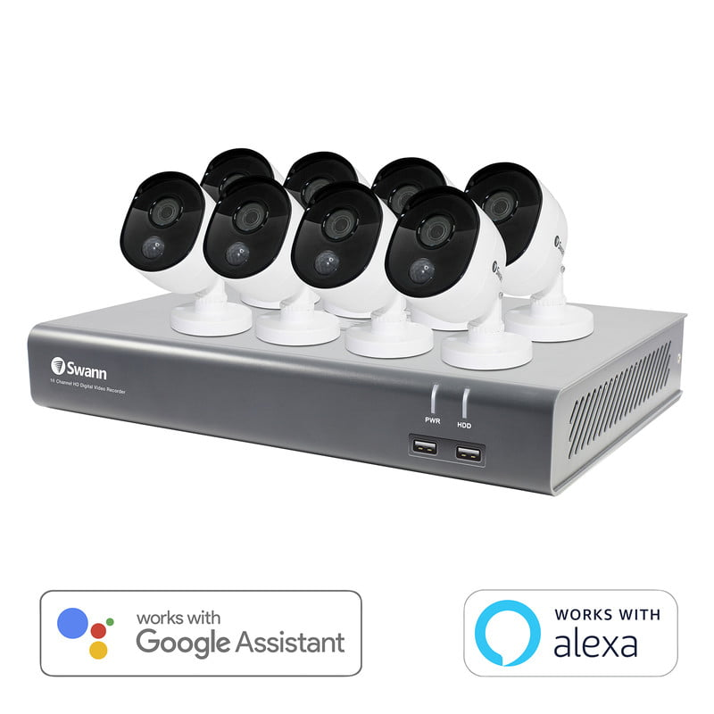 Swann CCTV Kit
