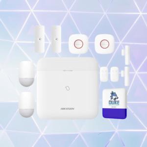 Hikvision AX Pro intruder alarm system