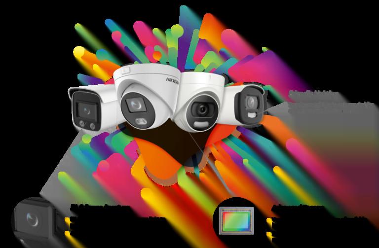 Hikvision ColorVu Features